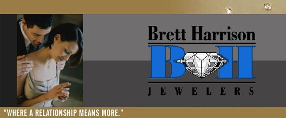 Brett Harrison is the area's #1 source for fine quality jewelry. We've established a reputation for distinguished service and exquisite jewelry at prices that make our pieces accessible to all.  Whether you are looking for wedding jewelry, loose diamonds, gemstones or watches, we're committed to ensuring you find the perfect piece--we'll even work with you to create your own customized design.