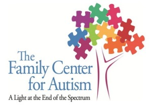 Family Center for Autism Logo 375