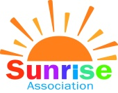 SUNRISE DAY CAMP LOGO