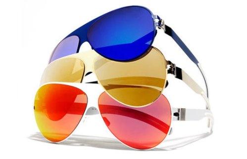 Bernhard Wilhelm Mykita Sunglasses