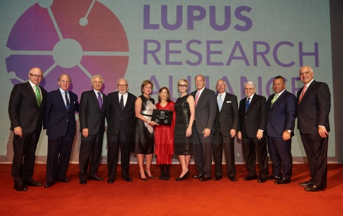 The Lupus Reearch Alliance 2016 Gala at the Waldorf